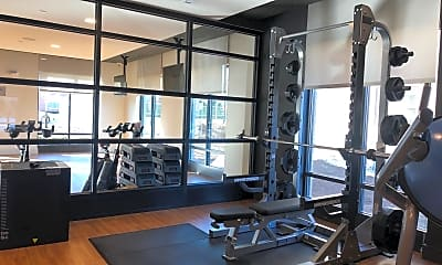 Fitness Weight Room, 21 Quarry Ln, 0