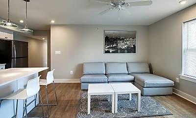 Living Room, 502 Gerhard St., 1