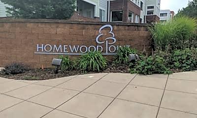 Homewood Point, 1