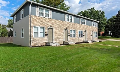 Building, 2103 Grant St, 2