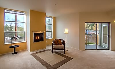 Living Room, Saffron, 2