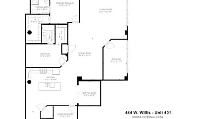 444 W Willis St 401, 2