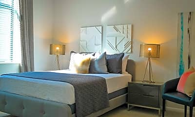 Bedroom, Townhomes on the Park, 2