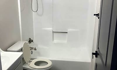 Bathroom, 1812 Wilcox Ave, 2