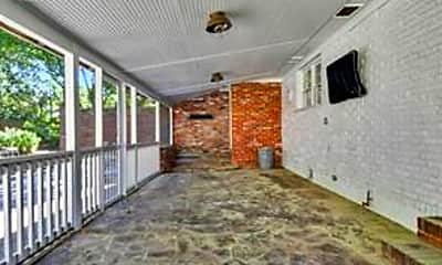 Covered porch.jpg, Sheldon Drive and Roswell Rd area, 1