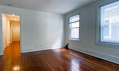 Living Room, 1933 Chestnut St, 1