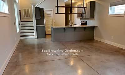 Kitchen, 609 A Waco Drive, 1