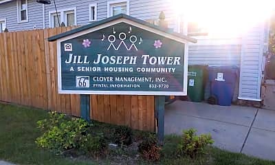 Jill Joseph Tower Senior Apartments, 1