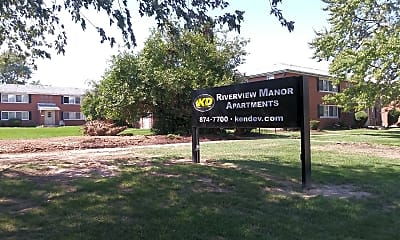 Riverview Manor Apartments, 1
