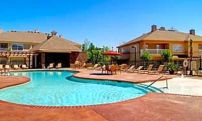 Pool, Longleaf Pines, 0