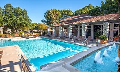Pool, Villas of Preston Creek, 0