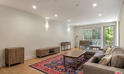 Living Room, 600 S Ridgeley Dr 204, 1