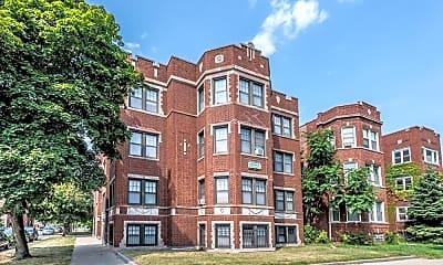 Building, 450 E 80th St, 0