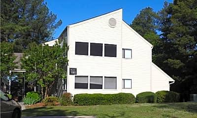 Building, Ashford Apartment Homes, 2