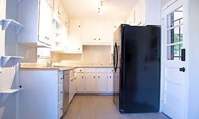 Kitchen, Room for Rent -  a 5 minute walk to bus 114, 1
