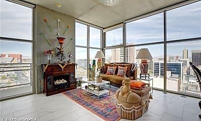 Living Room, 353 E Bonneville Ave 1401, 0