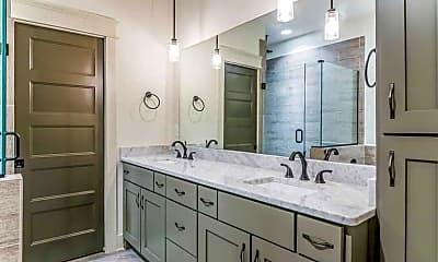 Bathroom, Hillwood Court, 2