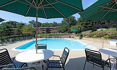 Pool, Chesapeake Landing, 1