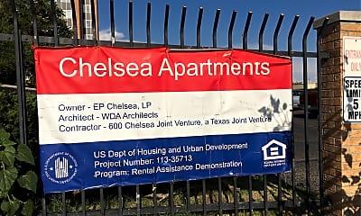 Chelsea Apartments, 1