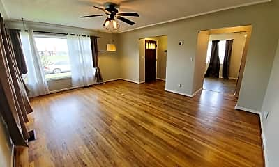 Living Room, 240 University St, 1