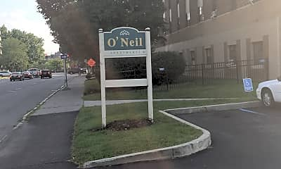 Oneil Apartments, 1