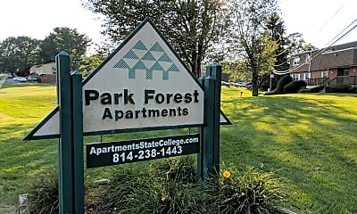 Park Forest, 1