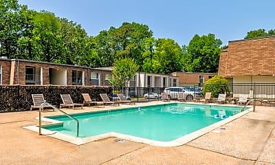 Pool, Vestawood Apartments, 0