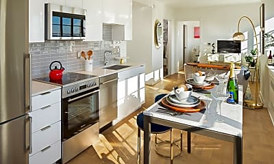 Kitchen, Ame at Meridian Hill, 0
