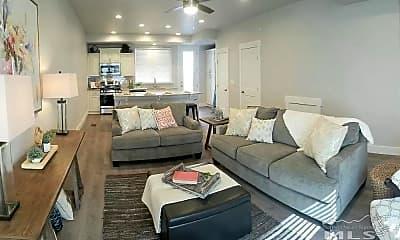 Living Room, 740 Bluffs Ct 102, 0