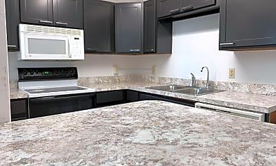 Kitchen, Ithaca Solar Townhouses, LLC 1047-1053 Danby Rd., 0
