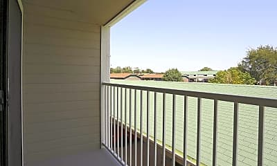 Patio / Deck, Pleasant View, 2