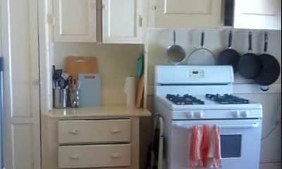 Kitchen, 91 Bynner St, 1