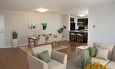 West Stonehill Apartments, 1