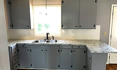 Kitchen, 1044 Columbus Cir N, 1
