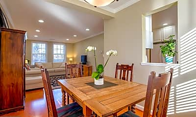 Dining Room, 3807 Rodman St NW B8, 0