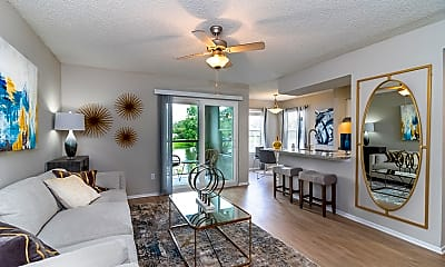 Living Room, Vantage on Hillsborough, 1