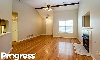 Living Room, 250 Winding Creek Dr, 1