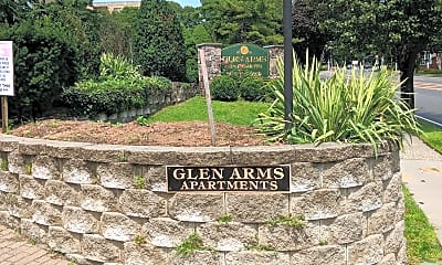 Glen Arms Apartments, 1