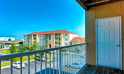 View, Palm Village Apartments, 0