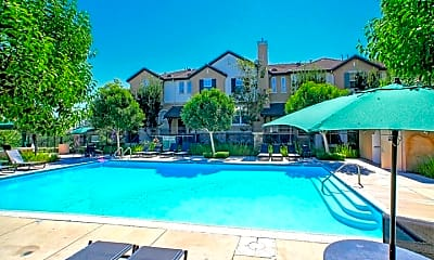 Pool, 17 Tulare Dr, 2