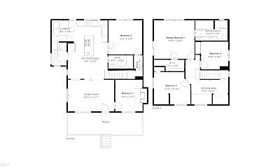 Bedroom, 2221 NE 58th Ave, 2