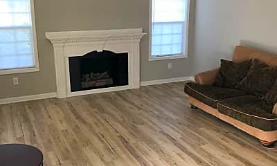 Living Room, 845 Nutwood, 1