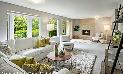 Living Room, 701 17th Ave.  Apt. 207, 1