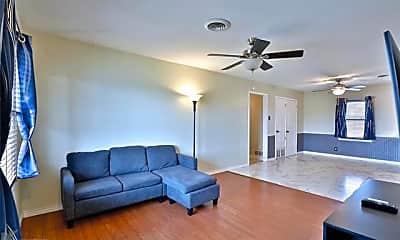 Living Room, 3334 Iris St, 1