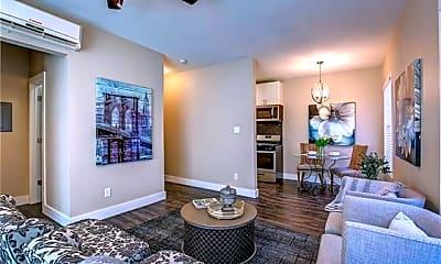 Living Room, 615 N Marsalis Ave 8, 1