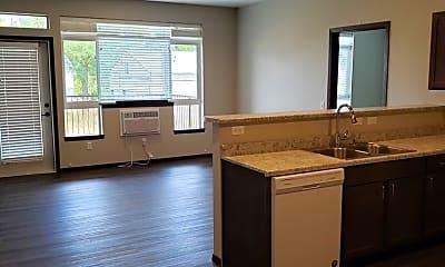 Kitchen, 12312 E. Olive Avenue, 1