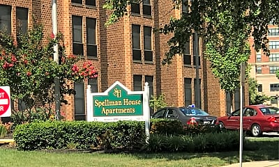 Spellman House Apartments, 1