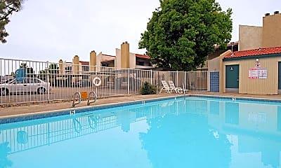 Pool, Cedar Oaks, 1