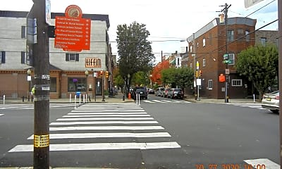 Community Signage, 1028 Federal St, 2