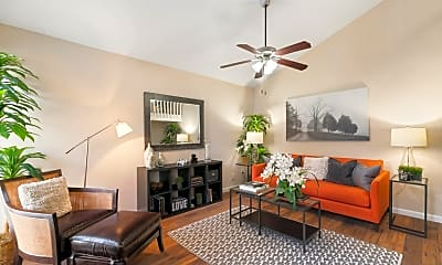 Living Room, Kendall Manor, 1